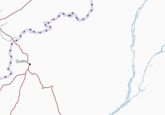 Kaart Plattegrond Pakistan