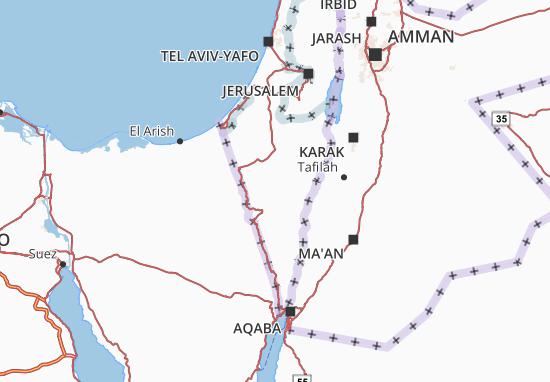 Carte-Plan Hadarom