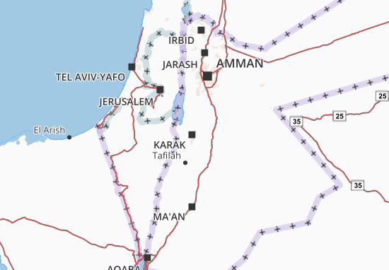 Karak Map