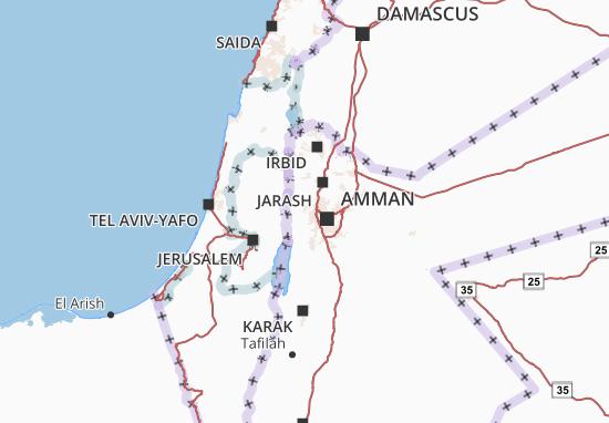 Al Balqa Map