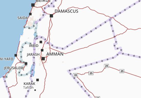 Mafraq Map