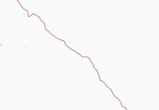 Kaart Plattegrond Iran