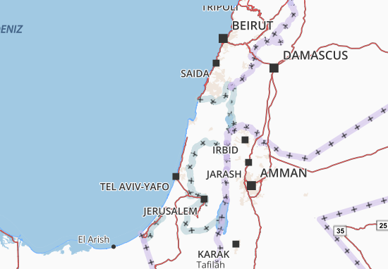 Mapas-Planos Hefa