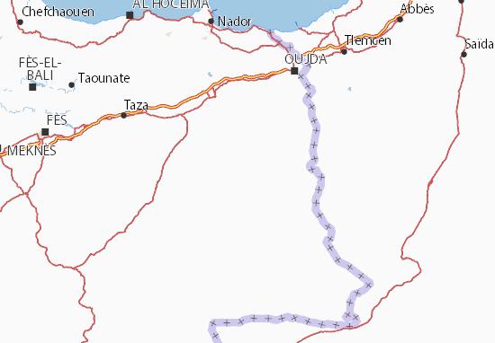 Carte-Plan Oriental