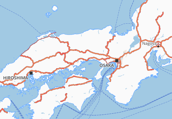 Nihon Map