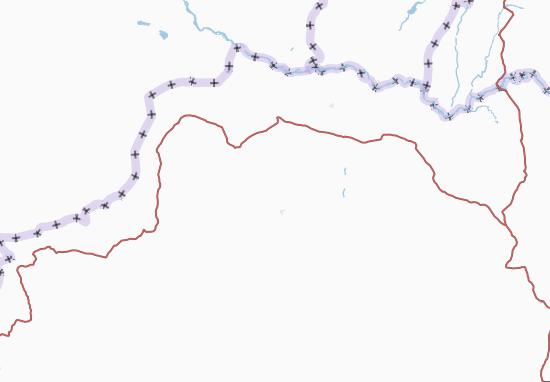 Jowzjan Map