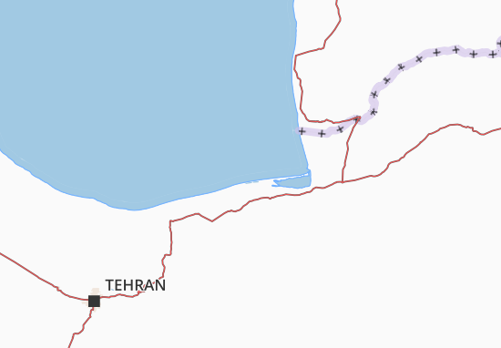 Mapas-Planos Mazandaran