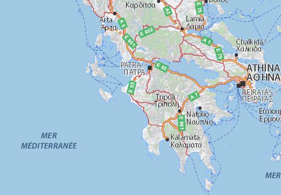 Ilia Map