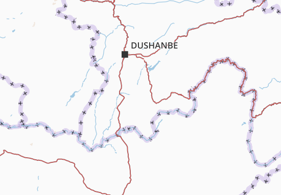 Mapas-Planos Khatlon