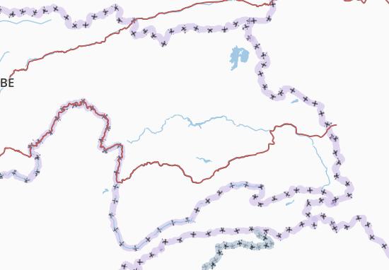 Mapas-Planos Gorno-Badakhshan