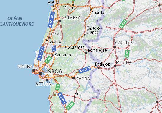 Mapa Plano Portalegre