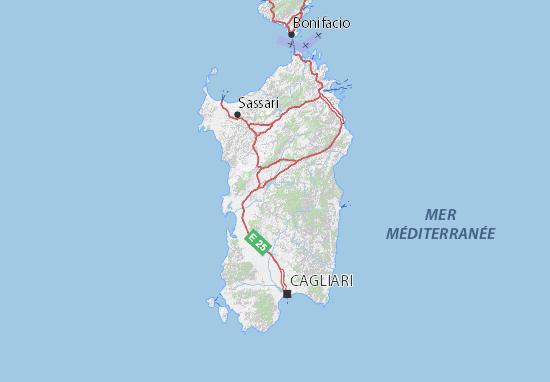 Mappe-Piantine Sardegna