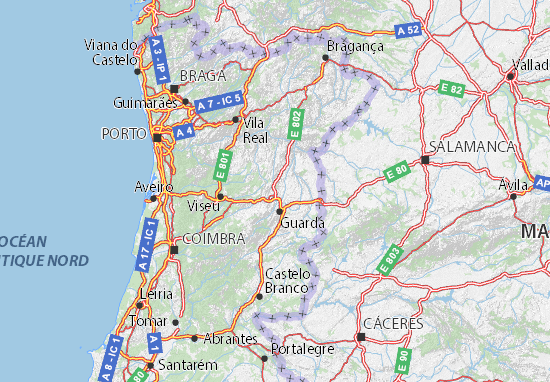Guarda Map