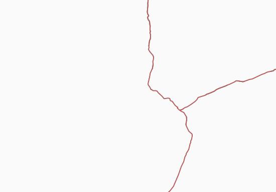 Kaart Plattegrond Qazaqstan