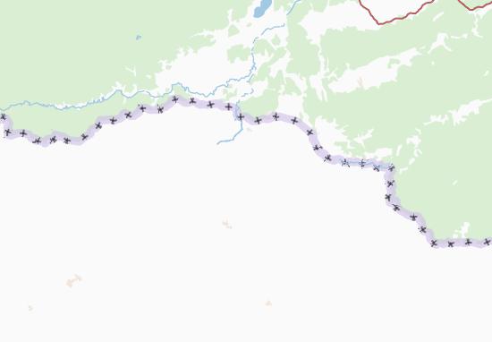 Darhan Map