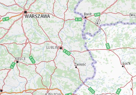 Mapas-Planos Lubelskie