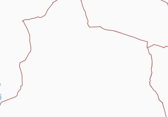 Kaart Plattegrond Qostanay