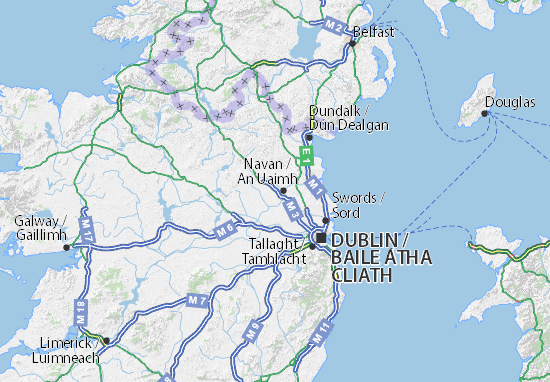 Meath Map