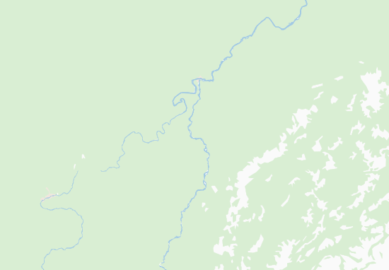 Carte-Plan Irkutskaja oblast'