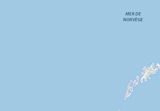 Norge Map