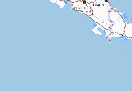 Carte-Plan Puntarenas