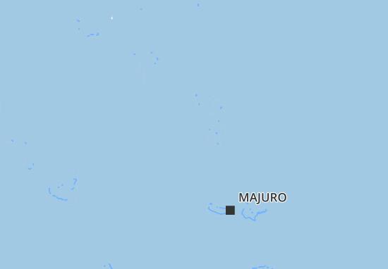 Marshall Islands Map